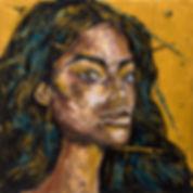 Tahitian Portrait