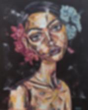 Portrait Painting Figurative Painting