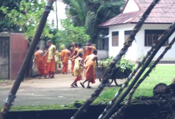 Thailandia, 2008, ovvero: come nasce un viaggiatore