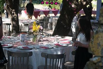 Rose, ivoire, fuschia, les couleurs d'un magnifique mariage