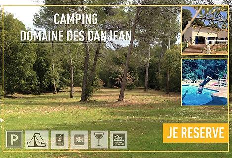 Camping Officiel Grand Prix de France de Formule 1 Circuit Castellet