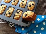 Muffins et cookies maison au Domaine des Danjean