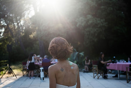 Mariage bohême dans le Var