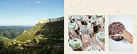 """Des cadeaux pour les invités """"made in Provence"""""""