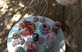 Candy bar au Domaine des Danjean