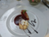 Table degustation Domaine des Danjean