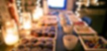 Organisation de goûters, anniversaires, baby shower