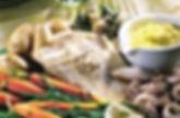 Aïoli et produits régionaux