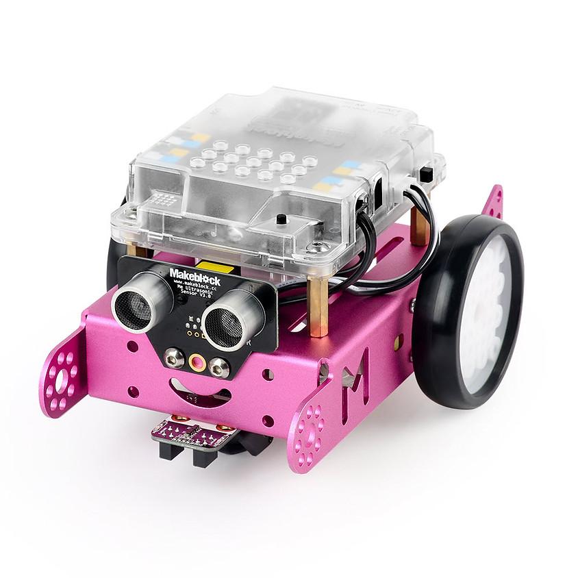 MBot robot workshop-Girls