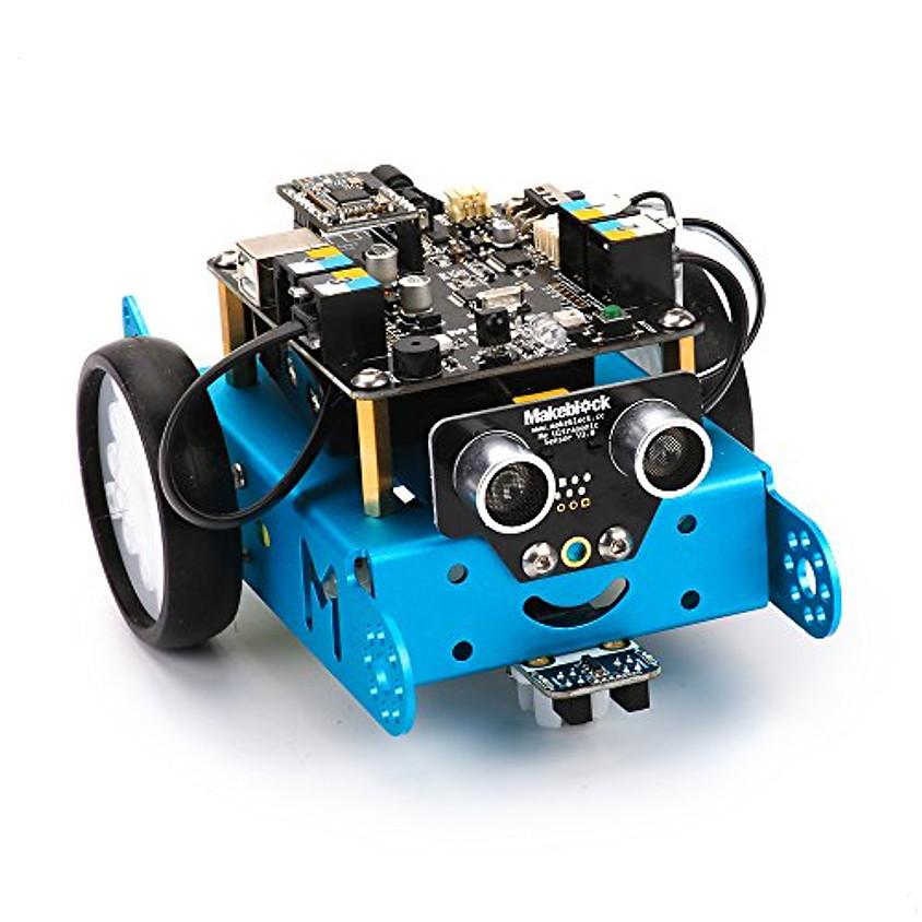 MBot robot workshop-Boys