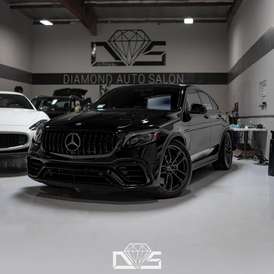 Mercedes GLC63 AMG