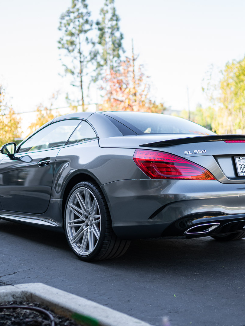Gloss Anthracite SL550