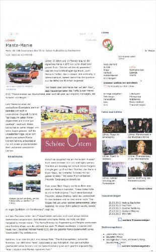 Artikel vom 21.06.2011 , nw-news.de