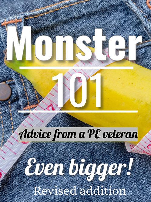 Monster 101 Even Bigger