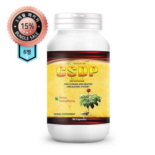 CSDP Gold (6 Bottles)