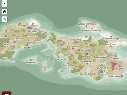 Duluth-Based Cartographer Creates Stunning Fantasy Maps