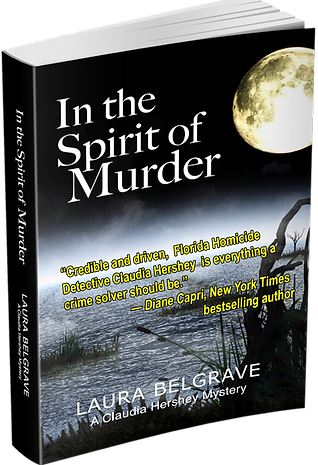 """In the Spirit of Murder"" - Murder Mystery by Laura Belgrave"