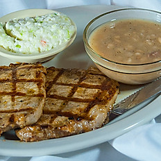 Grilled Pork Chops (2)