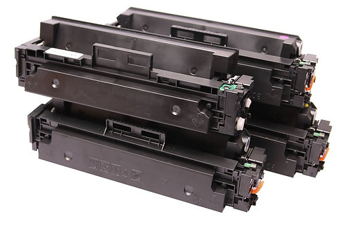 41xX Set Compatibel Toners voor HP 41xX HP M452 M477 (4 toners)