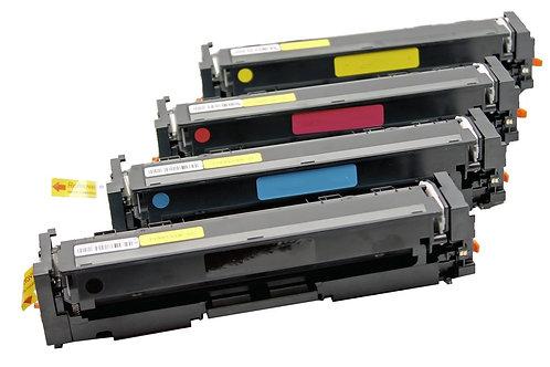 CF53xA  Compatibel Toners voor HP205A HP CF33x M154 M180 M181 (set)
