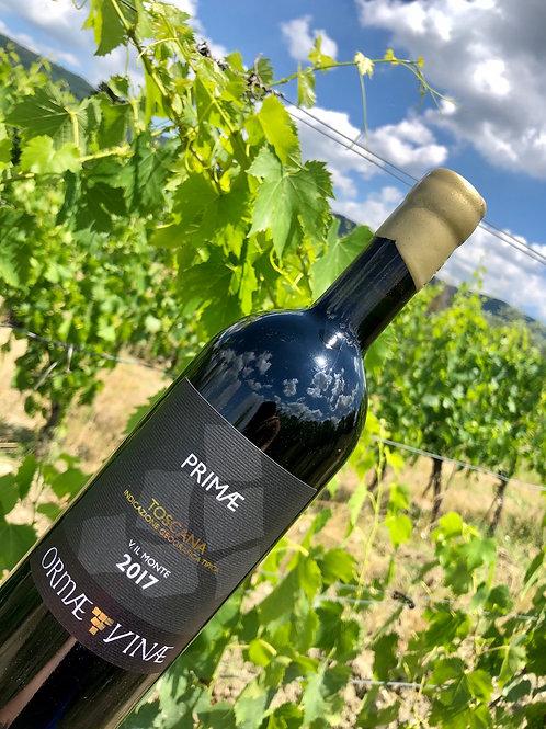 2017 PRIMÆ IGT Toscana. 1 (one) bordolese bottle. 0.75L