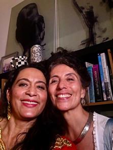Jessie Ann mit Timna Brauer
