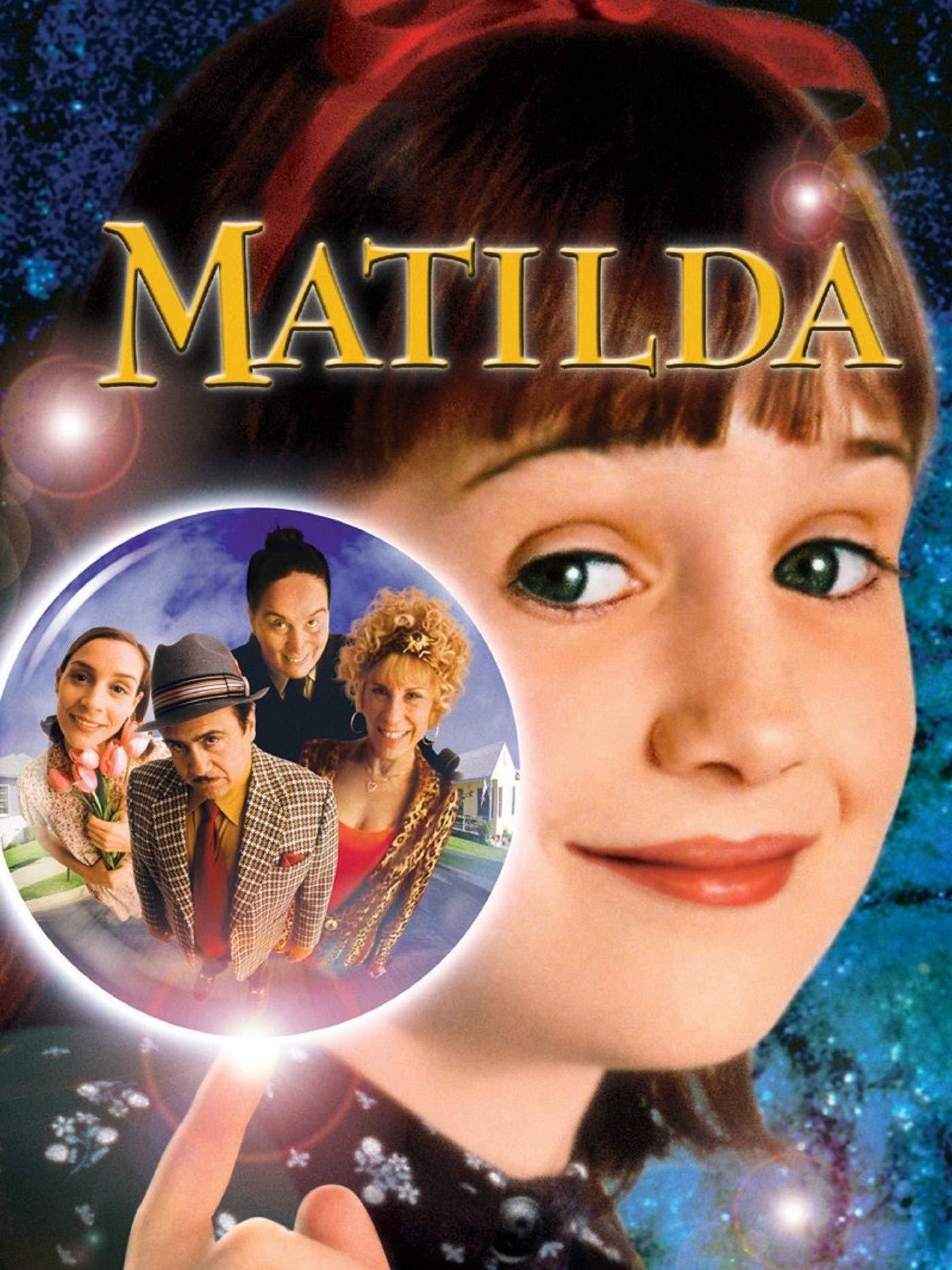 FAMILY FILM: MATILDA (U)