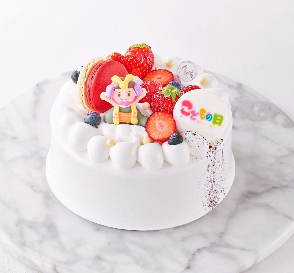 モンサンクレール ケーキ 子どもの日