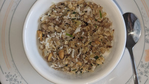 Healthy Nutty Poha