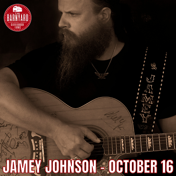 Jamey Johnson with special guest Larry Fleet