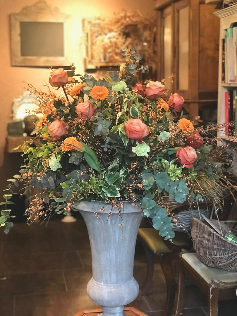 Compositions florales sur mesure