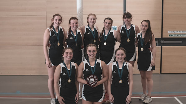 park view academy netballers