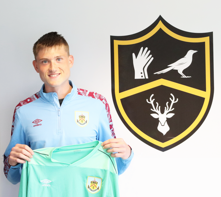 Park View Academy of Sport Student Harry Moss Signs For Burnley F.C