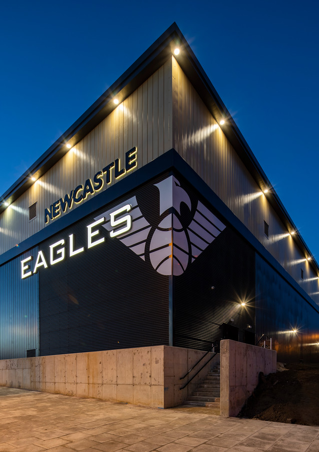 Pic 1 7666-022-Newcastle Eagles Stadium.