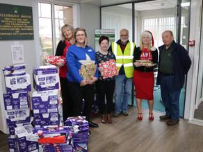 Supporting the Foodbank at Christmas