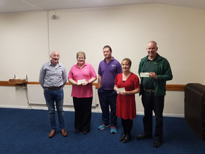 Generous donation from Egremont Town Council