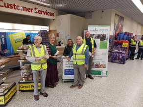 September - Tesco Store Collections