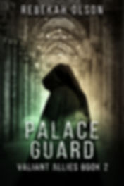 Cover Palace Guard BookdesignBetiBup33_5
