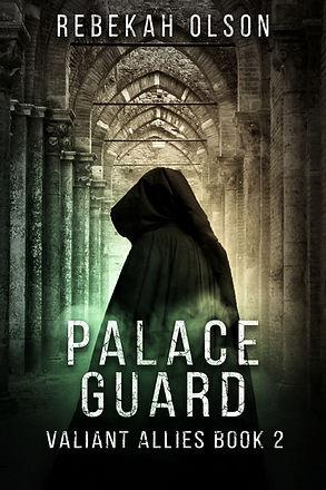 Cover Palace Guard BookdesignBetiBup33_5