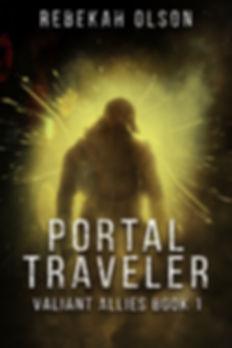 Cover Portal Traveler BookdesignBetiBup3