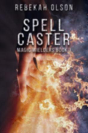 cover Spell Caster BookdesignBetiBup33_6