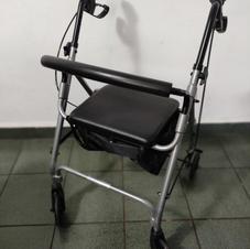 Andador 4 rodas