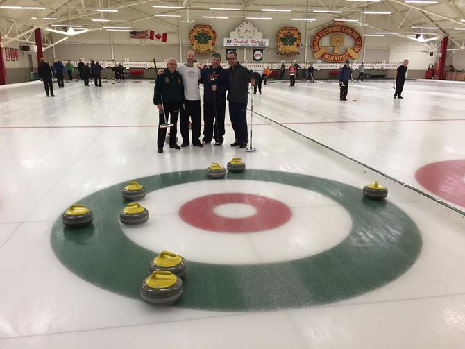 Curling Legend Gary Ross Scores 8-Ender