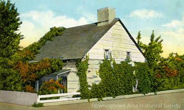 Downingtown Log House