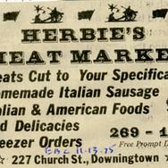 Herbies Ad