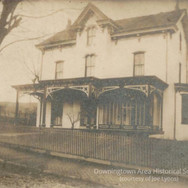 Former Johnson house