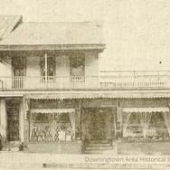 Petrella's Store - Corner of Bradford and Church