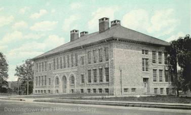 East Ward School