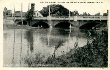 Lancaster Avenue/Lincoln Highway Bridge