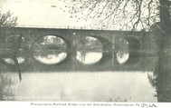 Railroad Bridge Over Brandywine